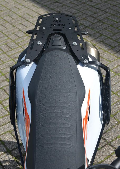 P And W BMW >> 2019-20 KTM 690 rear luggage rack